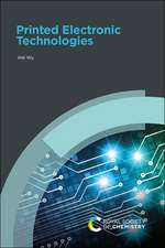 Printed Electronic Technologies