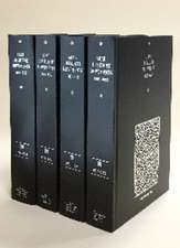 Arab Dissident Movements 1905–1955 4 Volume Hardback Set
