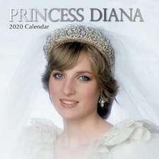 Princess Diana 2020 - 16-Monatskalender