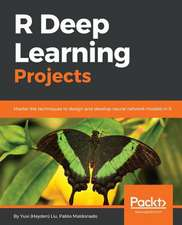 R Deep Learning Projects