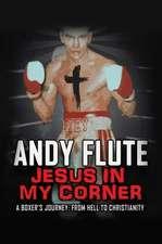 Jesus In My Corner