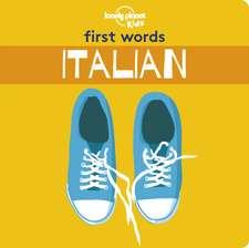 First Words - Italian