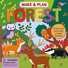 Thakur, M: Make & Play: Forest