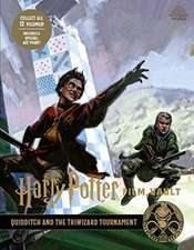Revenson, J: Harry Potter: The Film Vault - Volume 7: Quiddi