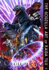 Godzilla Art of KAIDA YUJI