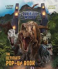 Jurassic World - The Ultimate Pop-Up Book