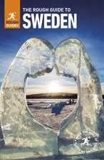 Rough Guide to Sweden (Travel Guide with Free eBook)