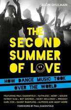 SECOND SUMMER OF LOVE