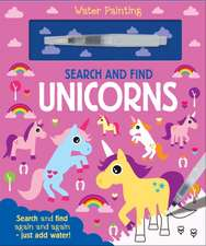 Taylor, G: Search and Find Unicorns