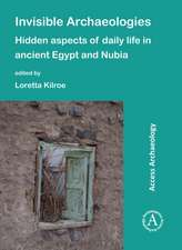 Invisible Archaeologies: Hidden Aspects of Daily Life in Ancient Egypt and Nubia