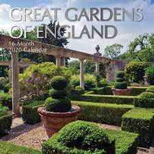 GREAT GARDENS OF ENGLAND 2020