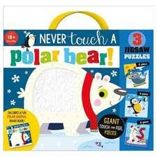 Never Touch A Polar Bear Jigsaw Puzzle