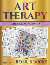 Cool Coloring Pages for Adults (Art Therapy