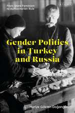 Gender Politics in Turkey and Russia