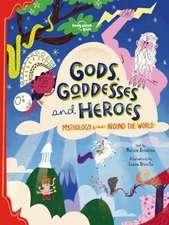 Kids, L: Gods, Goddesses, and Heroes