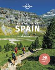 Lonely Planet Best Day Walks Spain