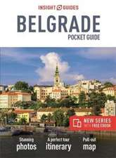 Insight Guides Pocket Belgrade (Travel Guide with Free eBook)