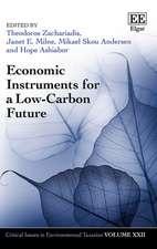 Economic Instruments for a Low–carbon Future