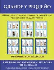 Imprimibles para preescolar (Grande y pequeño)