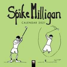 Spike Milligan Wall Calendar 2021 (Art Calendar)