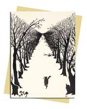 Rudyard Kipling: The Cat that Walked by Himself Greeting Card Pack: Pack of 6