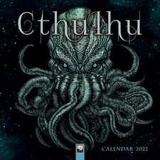 Cthulhu Wall Calendar 2022 (Art Calendar)