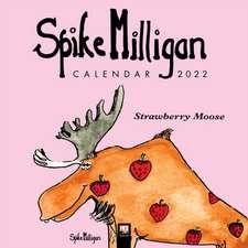 Spike Milligan Wall Calendar 2022 (Art Calendar)