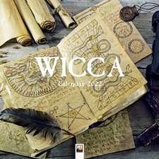 Wicca Wall Calendar 2022 (Art Calendar)