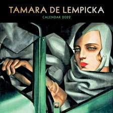 Tamara de Lempicka Wall Calendar 2022 (Art Calendar)
