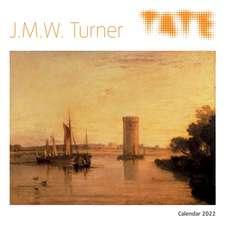 Tate - J.M.W. Turner Wall Calendar 2022 (Art Calendar)