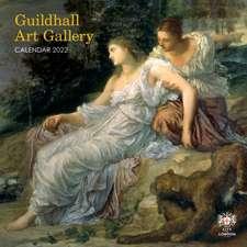 Guildhall Art Gallery Wall Calendar 2022 (Art Calendar)