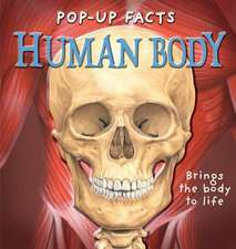 Pop-up Facts: Human Body