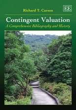 Contingent Valuation