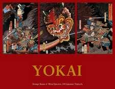 Yokai: Strange Beasts and Wild Spectres: 100 Japanese Triptychs