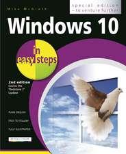 Windows 10 in Easy Steps: Covers the Creators Update