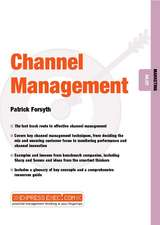 Channel Management: Marketing 04.07