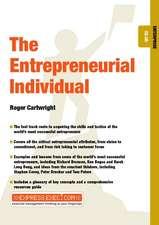 The Entrepreneurial Individual: Enterprise 02.08