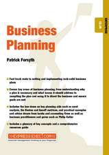 Business Planning: Enterprise 02.09
