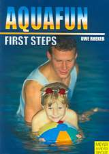 Aquafun:  First Steps