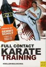 Full Contact Karate Training:  4-Phase BodyBell Training System with Australia's Body Coach