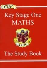 KS1 Maths Study Book (for the New Curriculum)
