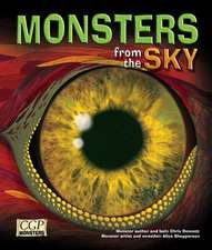KS2 Monsters from the Sky Reading Book