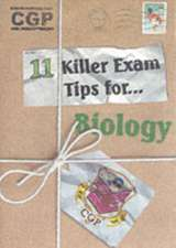 CGP Books: Biology Killer Exam Tips