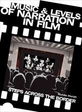 Music and Levels of Narration in Film: Steps across the Border