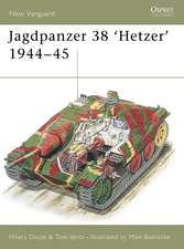 Jagdpanzer 38 'Hetzer' 1944 45:  The Fall of Saxon England