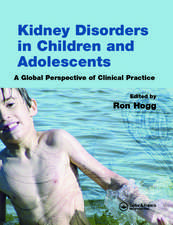 Kidney Disorders in Children and Adolescents:  A Global Perspective of Clinical Practice