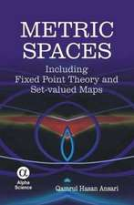 Metric Spaces: Including Fixed Point Theory and Set-Valued Maps