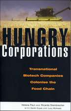 Hungry Corporations