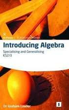 Introducing Algebra 2