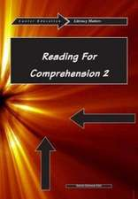 READING FOR COMPREHENSION 2